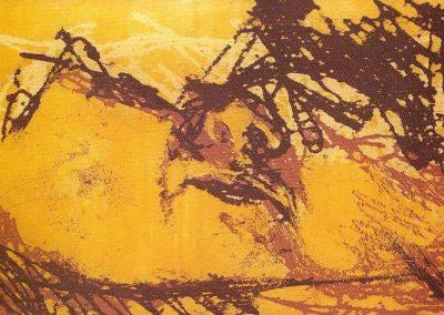 Autorretrato 14, 1987