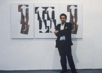 Brazos-visión exposición, 1989