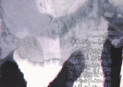 Serie, Inflexiones, reflexiones y disoluciones nº25, 1989-93
