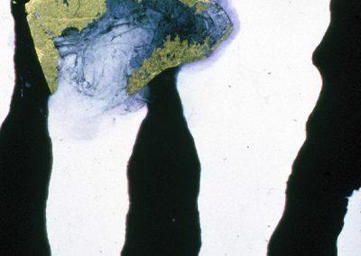 Serie, Inflexiones, reflexiones y disoluciones nº28, 1989-93