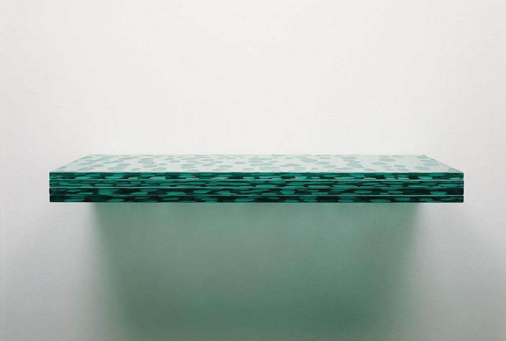 Serie Latitudes, nº 13 (cristal horizontal), 2006.