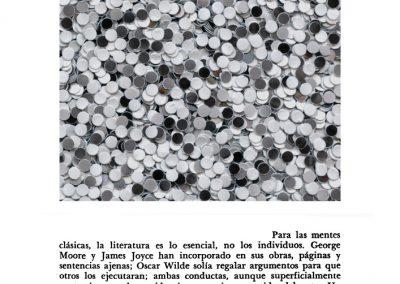 Autorretrato 3. Jorge Luis Borges: Obras Completas II (1952-1972): Autor: Jorge Luis Borges (1989). María Kodama y Emece Editores S.A., Barcelona, ISBN: 84- 7354-046-8,