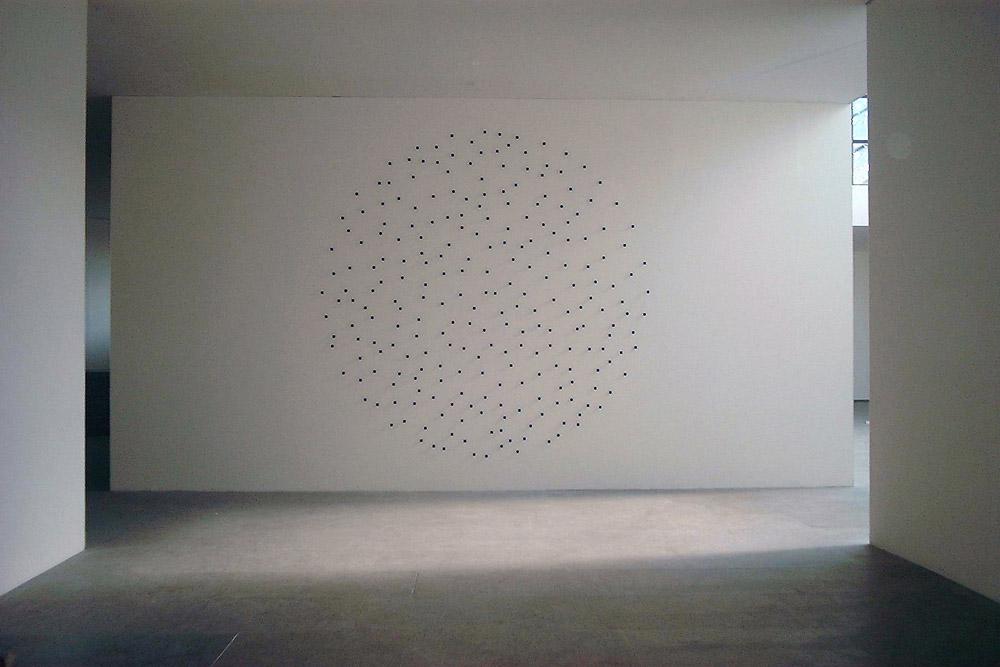 Exposición Arte en Pontevedra III, 2003. Pazo da Cultura, Pontevedra