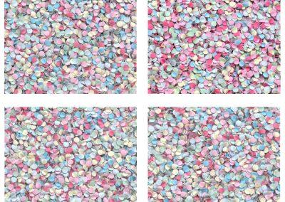 Puntos multicolor. Pensando en Leibniz nº 2, 2009